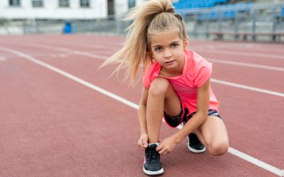 Trying to budget for your kids' sports expenses?  Meet this 7 year old girl who pays for her own.