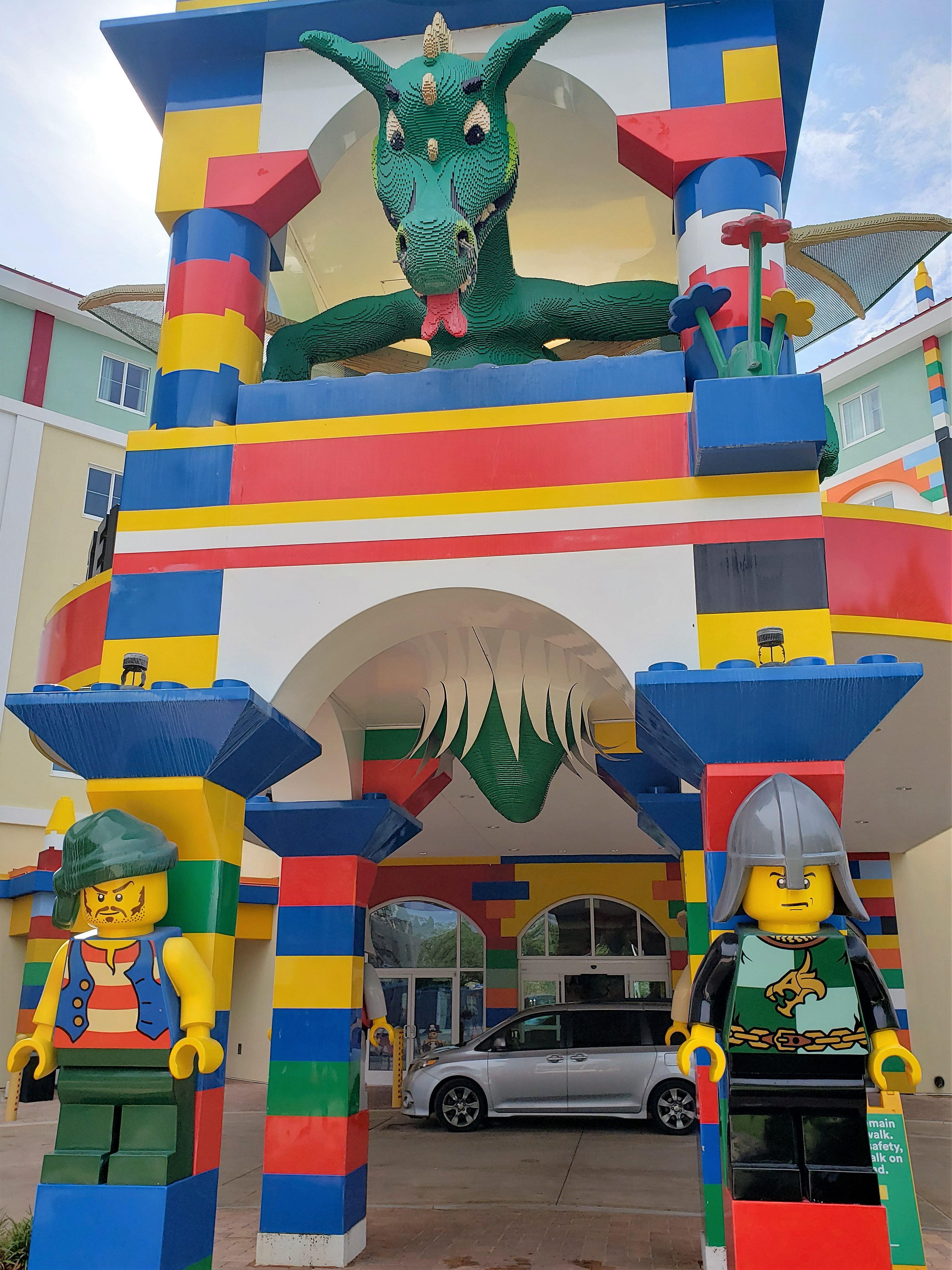 Lego Land – The Good, The Bad, and The Ugly