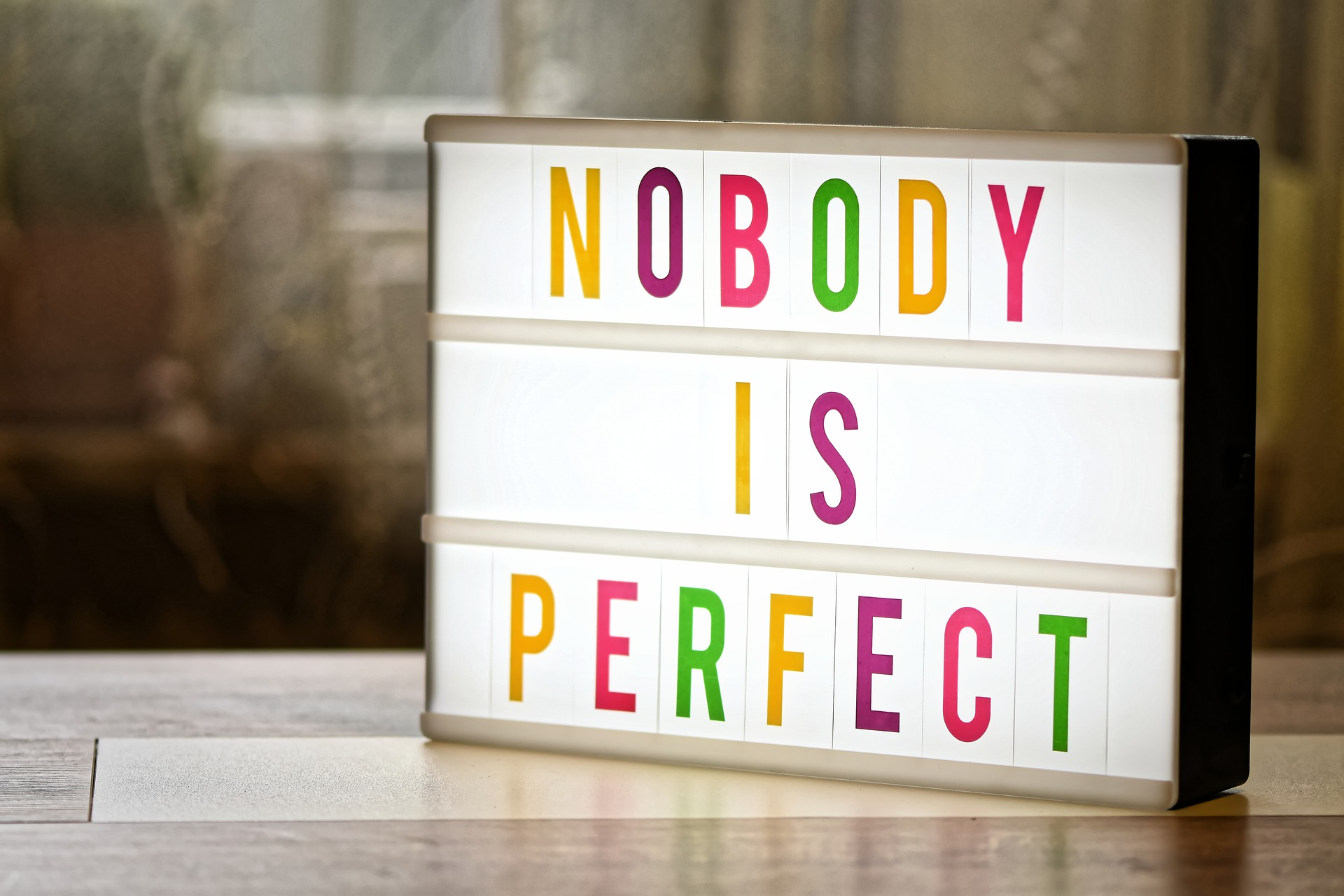 Overcoming Perfection Paralysis in Five Easy Steps